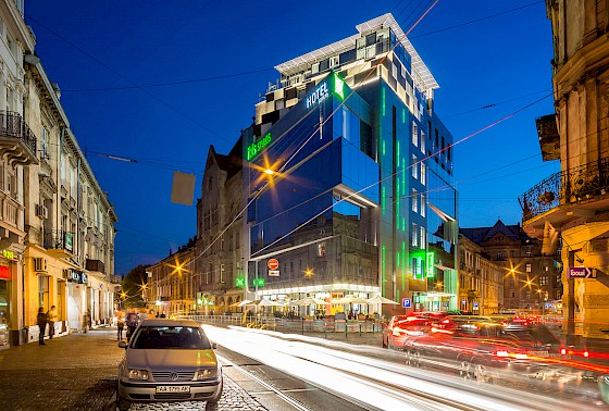 Готель Ibis Styles Lviv Center
